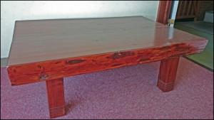 杉テーブル